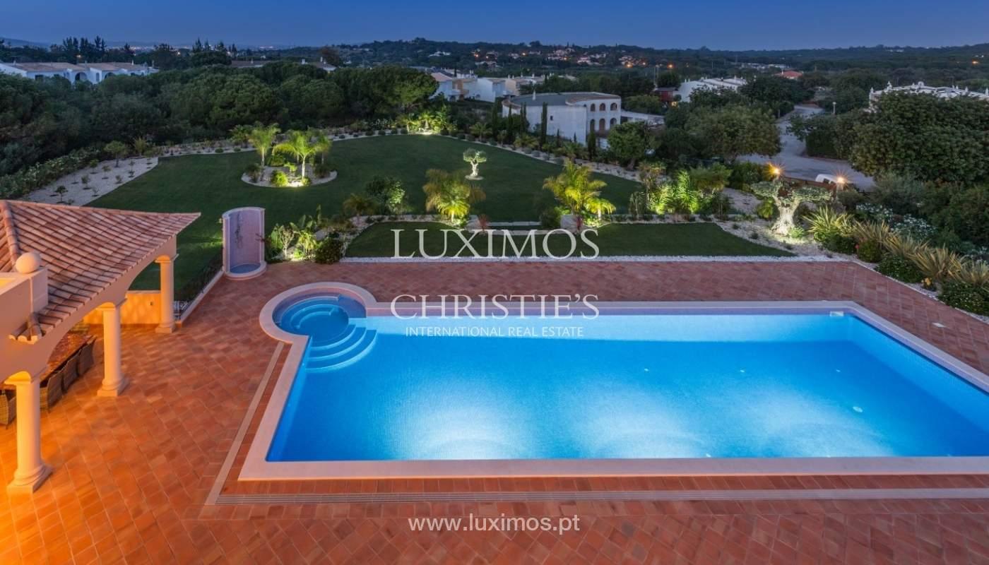 Villa for sale, sea view, near the golf, Fonte Santa, Algarve,Portugal_59579