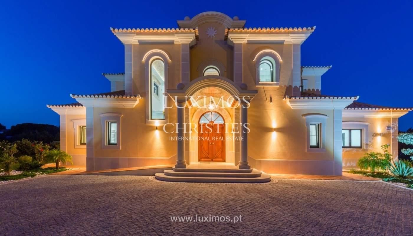 Villa for sale, sea view, near the golf, Fonte Santa, Algarve,Portugal_59580