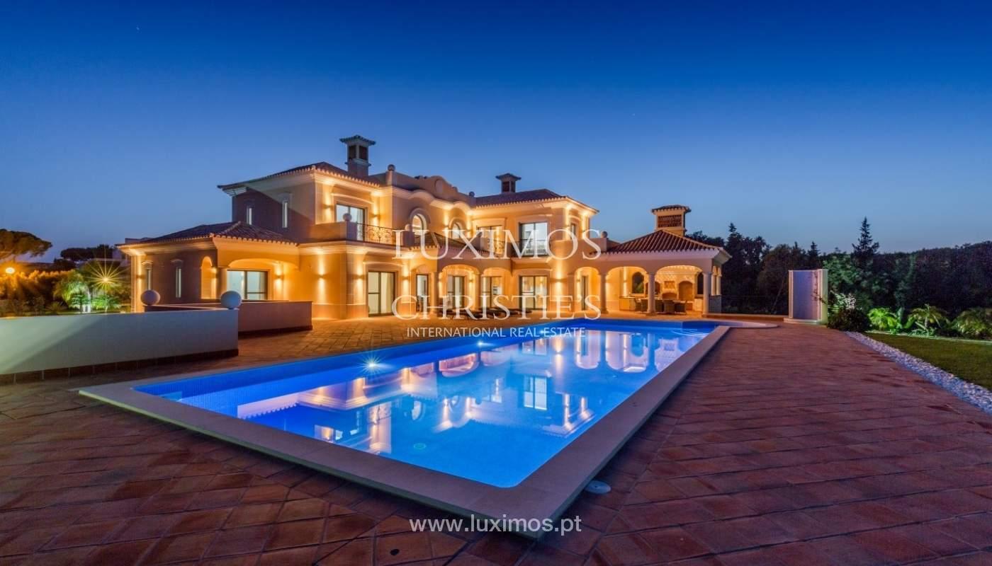Villa for sale, sea view, near the golf, Fonte Santa, Algarve,Portugal_59581