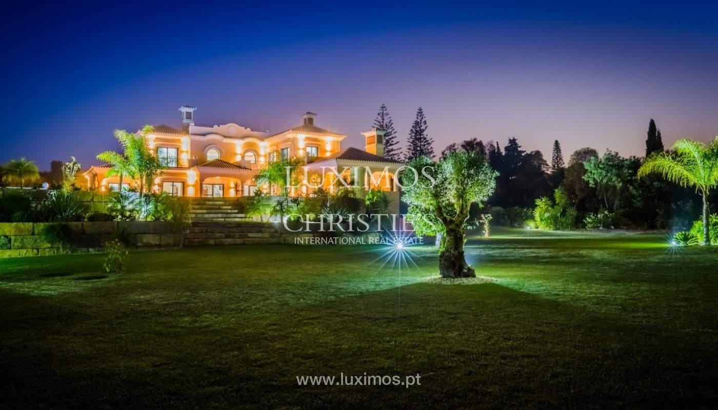 Villa for sale, sea view, near the golf, Fonte Santa, Algarve,Portugal_59582