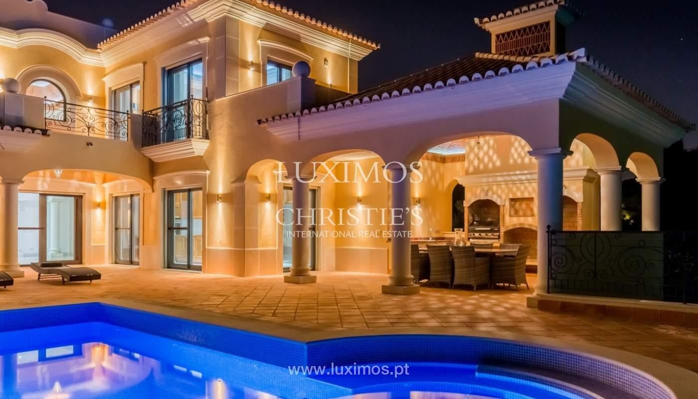 Villa for sale, sea view, near the golf, Fonte Santa, Algarve,Portugal_59583