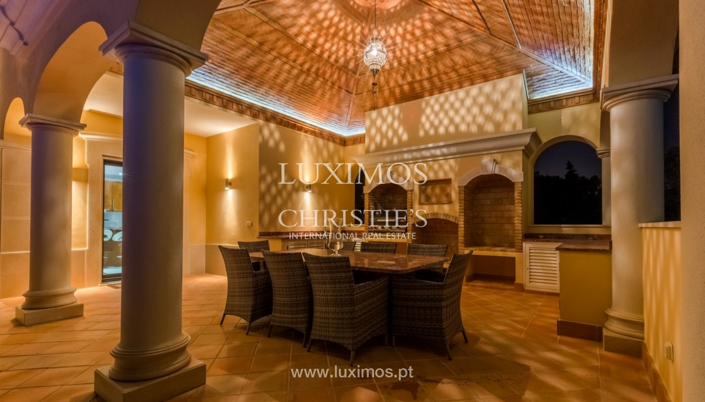 Sublime freistehende villa zum Verkauf, in der Nähe von Strand und golf, Fonte-Santa, Algarve, Portugal_59584