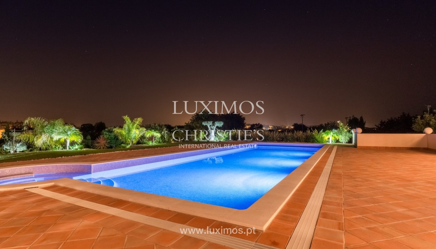 Villa for sale, sea view, near the golf, Fonte Santa, Algarve,Portugal_59585