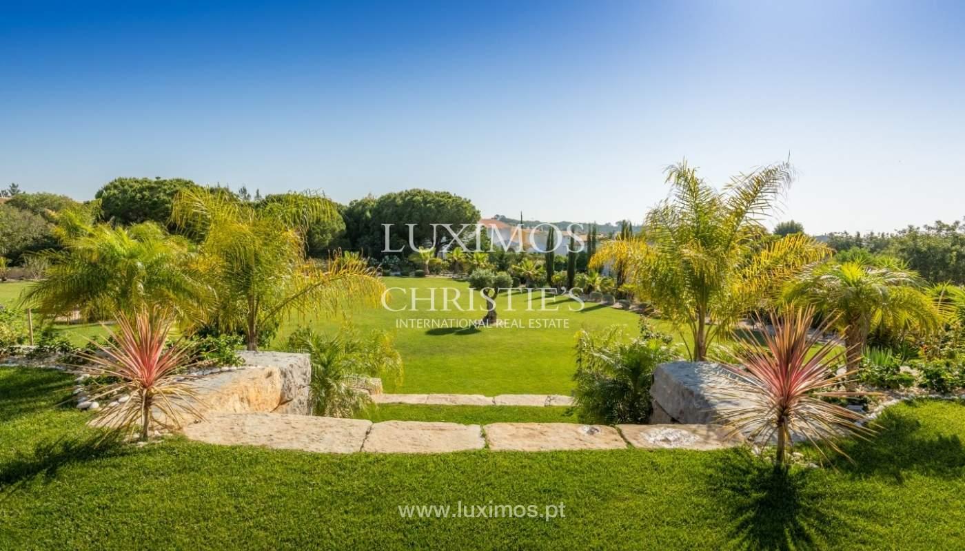 Villa for sale, sea view, near the golf, Fonte Santa, Algarve,Portugal_59588