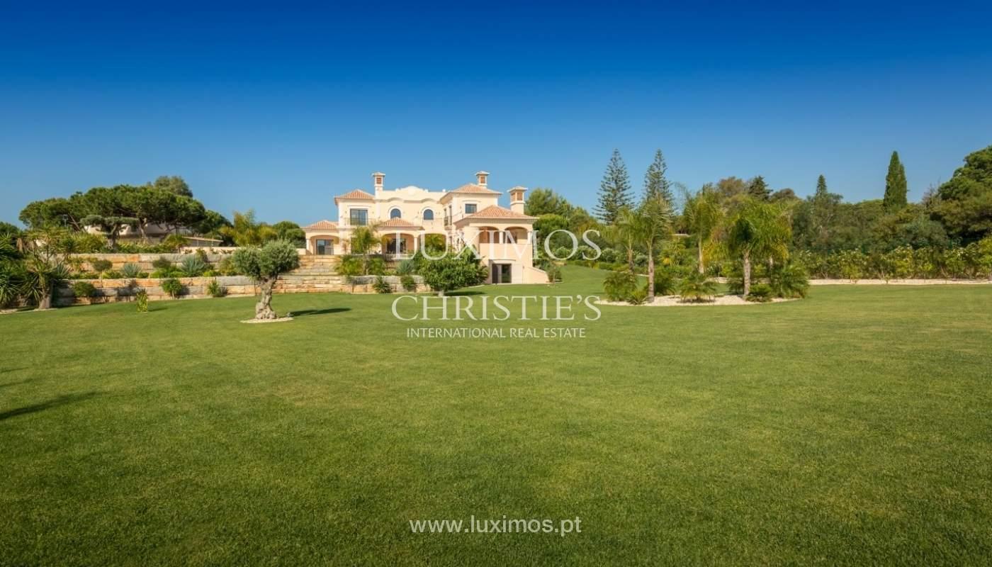 Villa for sale, sea view, near the golf, Fonte Santa, Algarve,Portugal_59589
