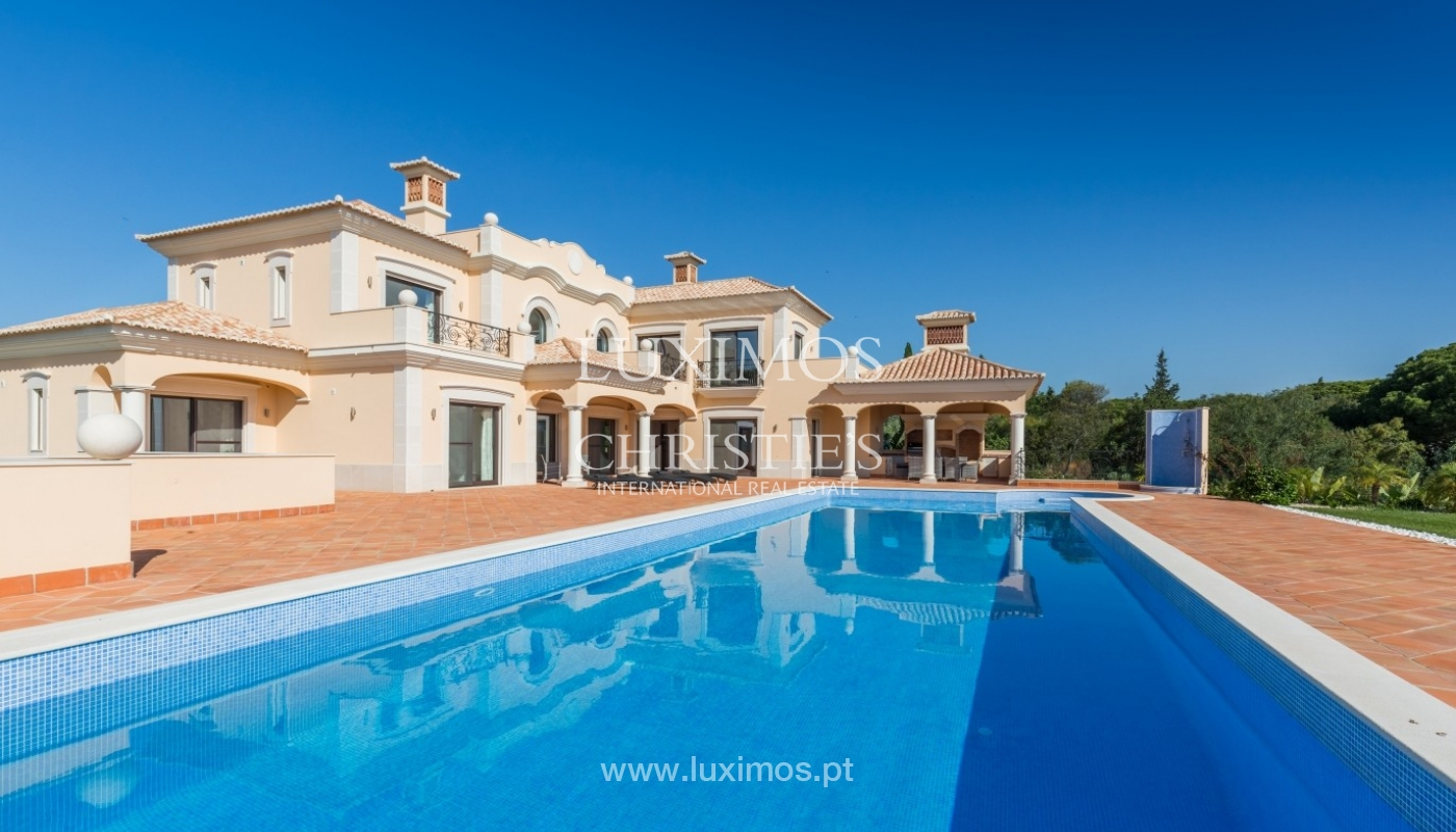 Villa for sale, sea view, near the golf, Fonte Santa, Algarve,Portugal_59590
