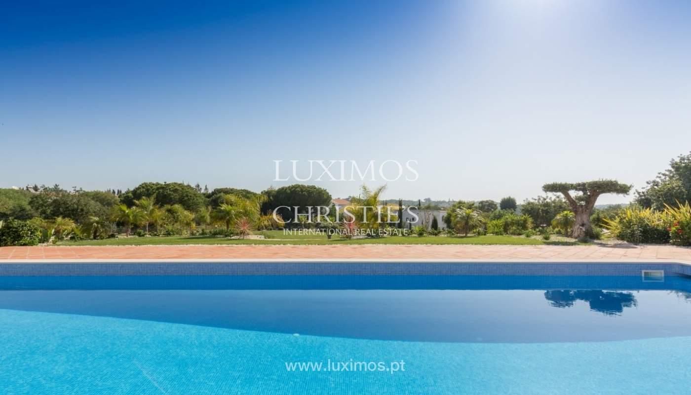 Villa for sale, sea view, near the golf, Fonte Santa, Algarve,Portugal_59591