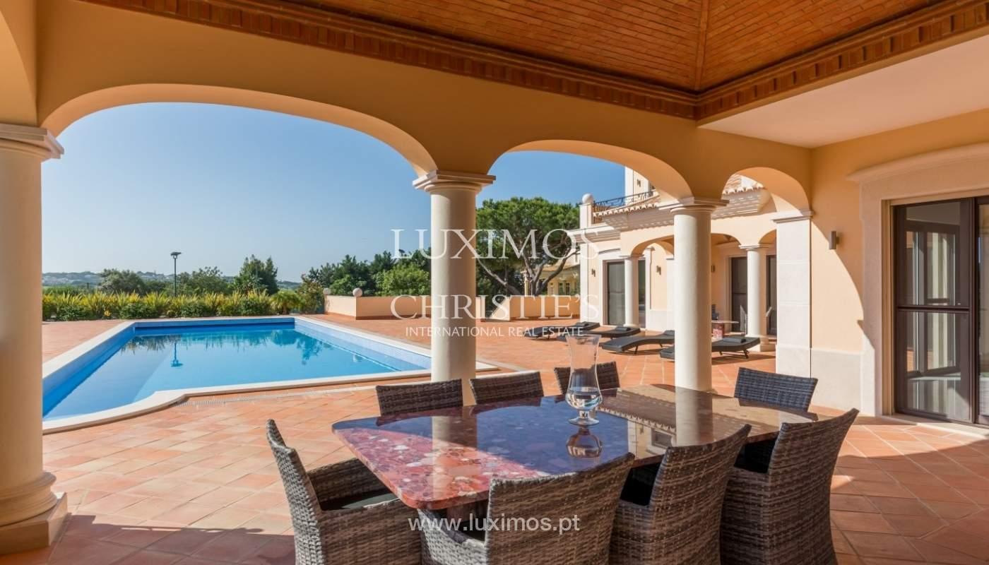 Villa for sale, sea view, near the golf, Fonte Santa, Algarve,Portugal_59593