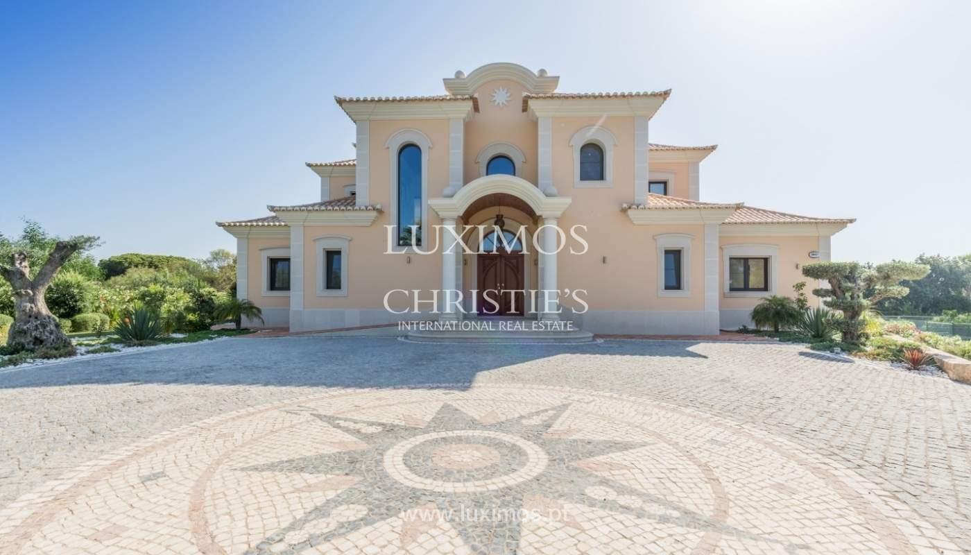 Villa for sale, sea view, near the golf, Fonte Santa, Algarve,Portugal_59594