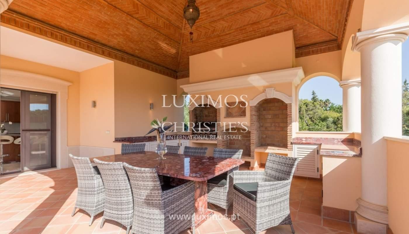 Villa for sale, sea view, near the golf, Fonte Santa, Algarve,Portugal_59595