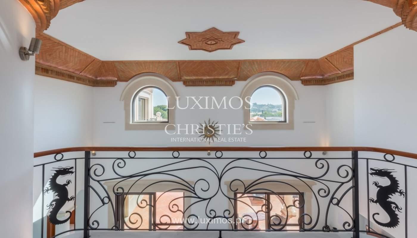 Villa for sale, sea view, near the golf, Fonte Santa, Algarve,Portugal_59596