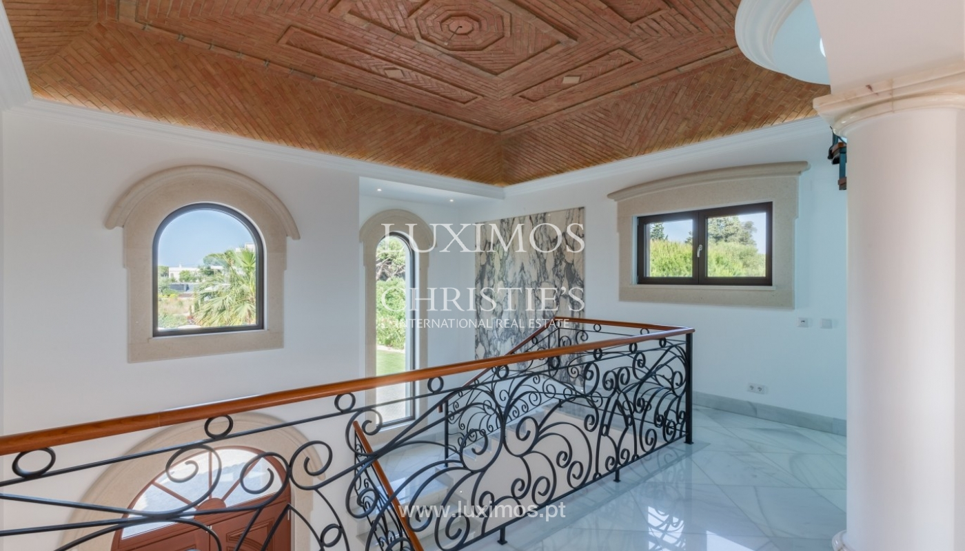 Villa for sale, sea view, near the golf, Fonte Santa, Algarve,Portugal_59597