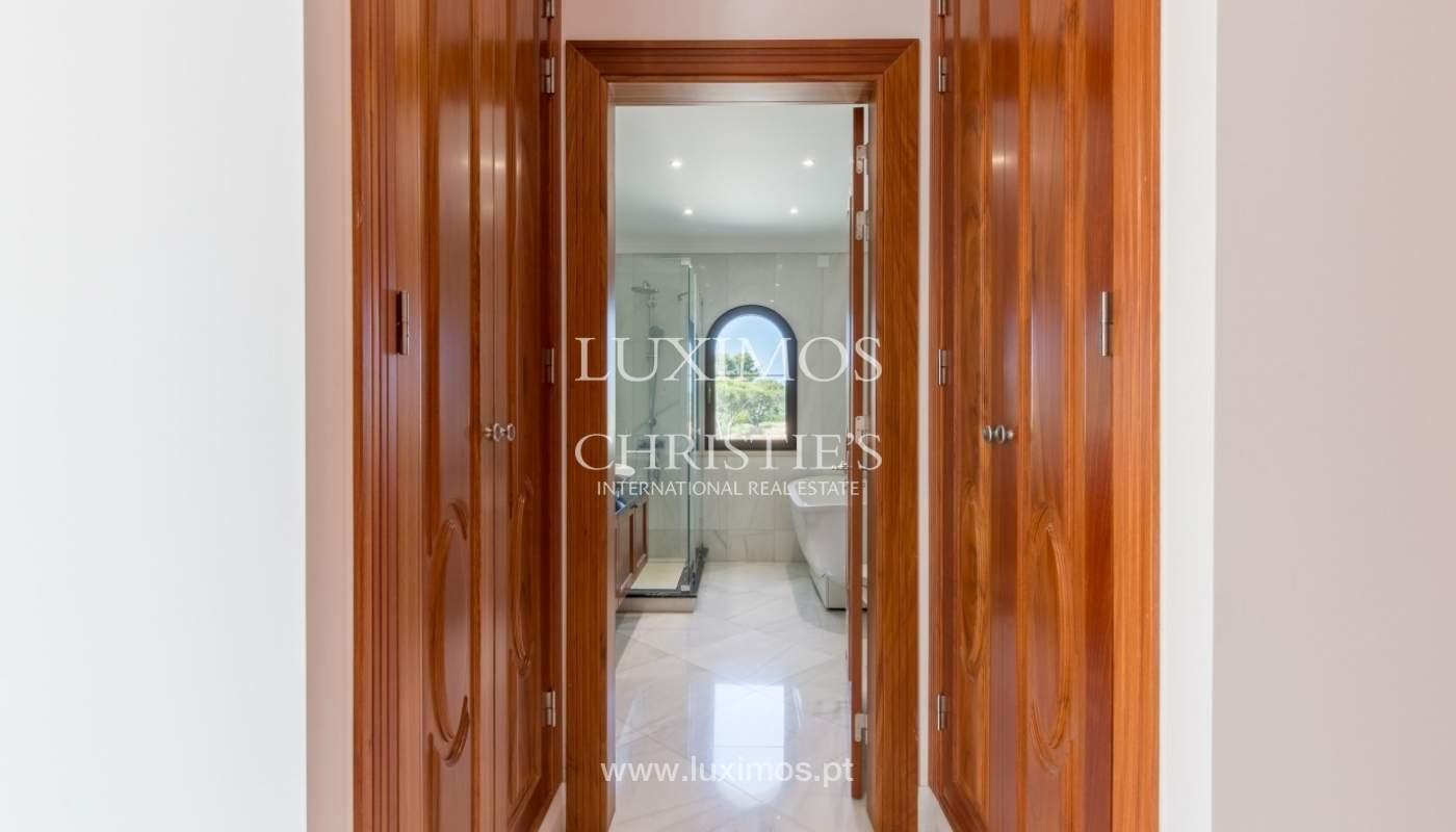 Villa à vendre, vue mer, près du golf, Fonte Santa, Algarve,Portugal_59598