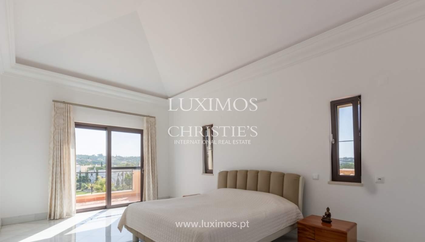 Villa à vendre, vue mer, près du golf, Fonte Santa, Algarve,Portugal_59600