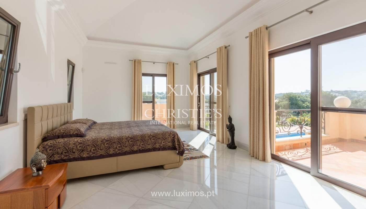 Villa for sale, sea view, near the golf, Fonte Santa, Algarve,Portugal_59601