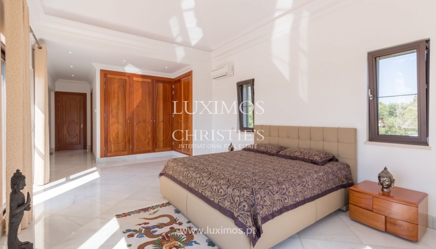 Villa à vendre, vue mer, près du golf, Fonte Santa, Algarve,Portugal_59602