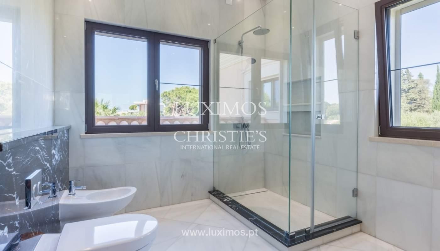 Villa à vendre, vue mer, près du golf, Fonte Santa, Algarve,Portugal_59603