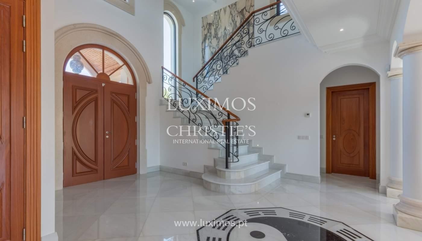 Villa à vendre, vue mer, près du golf, Fonte Santa, Algarve,Portugal_59604