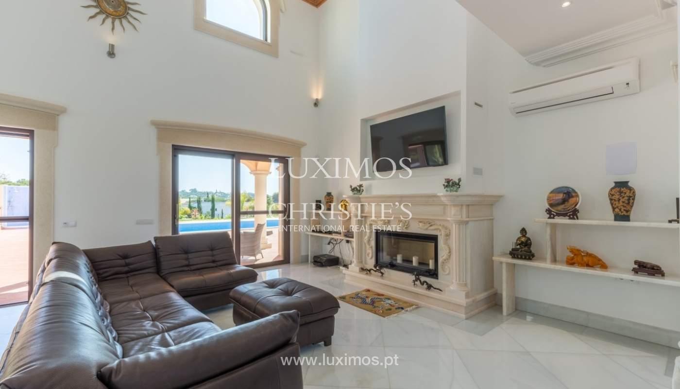 Villa for sale, sea view, near the golf, Fonte Santa, Algarve,Portugal_59605