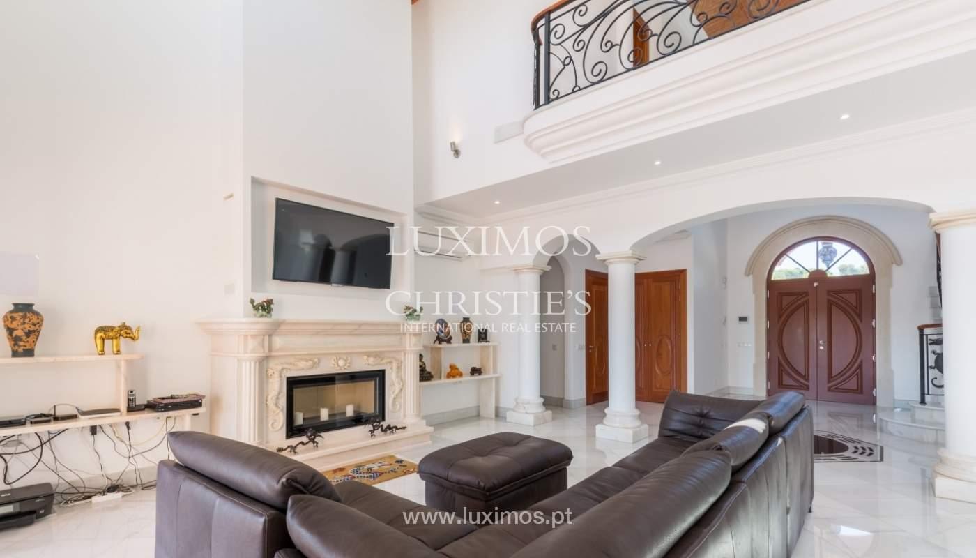 Villa for sale, sea view, near the golf, Fonte Santa, Algarve,Portugal_59606