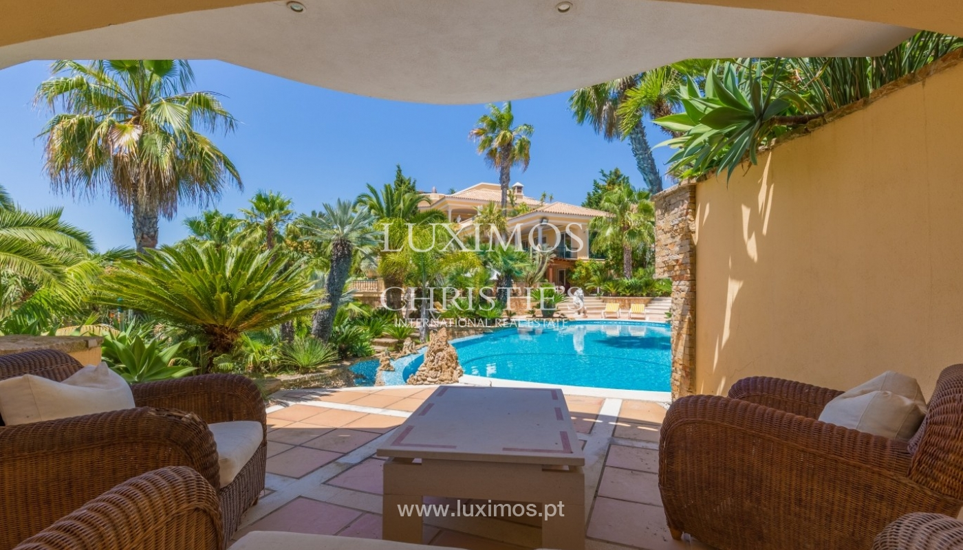 Villa for sale with pool and tennis court, Albufeira, Algarve,Portugal_59653