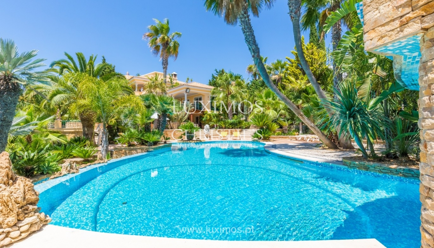 Villa for sale with pool and tennis court, Albufeira, Algarve,Portugal_59654