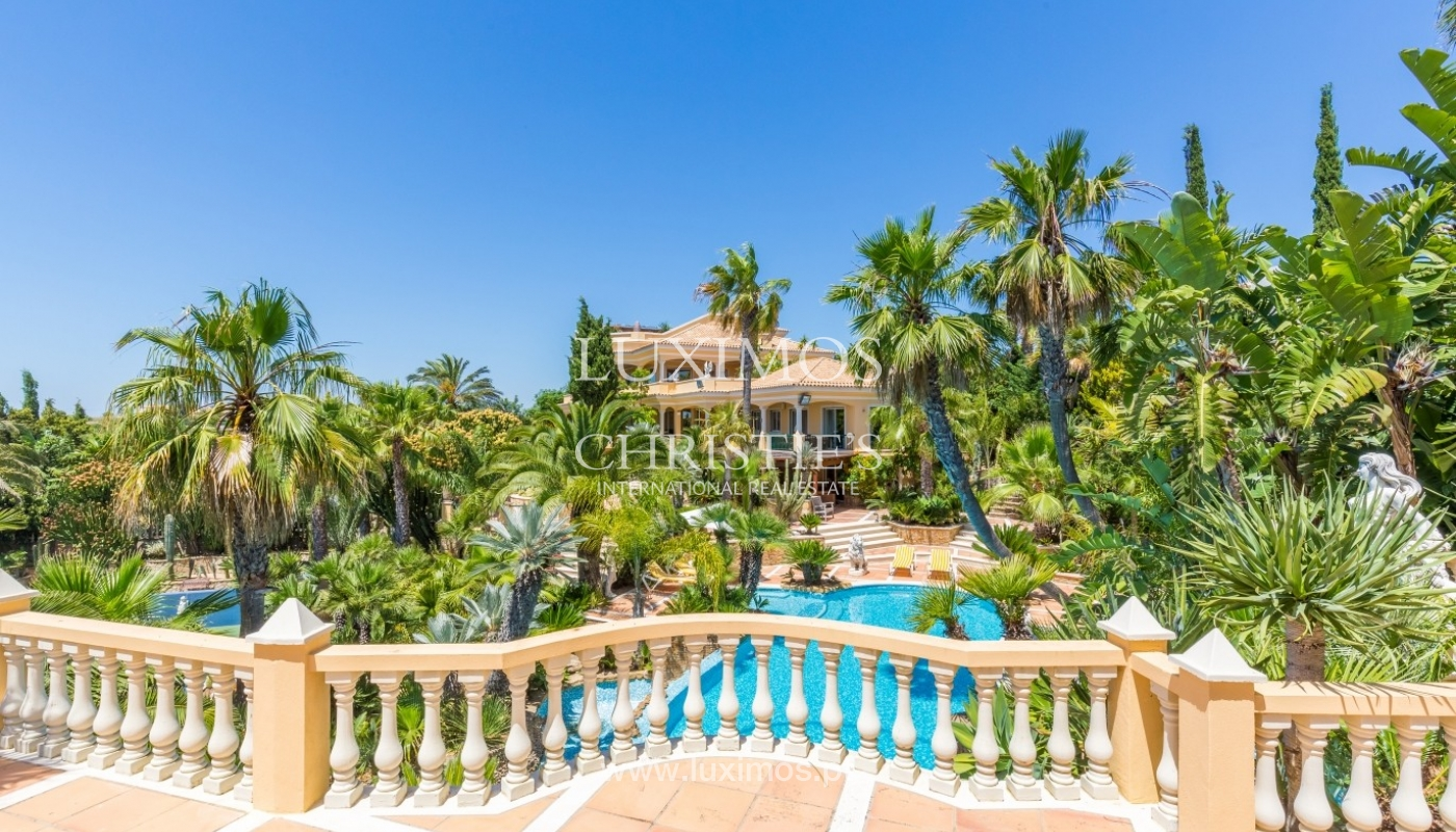 Villa for sale with pool and tennis court, Albufeira, Algarve,Portugal_59655