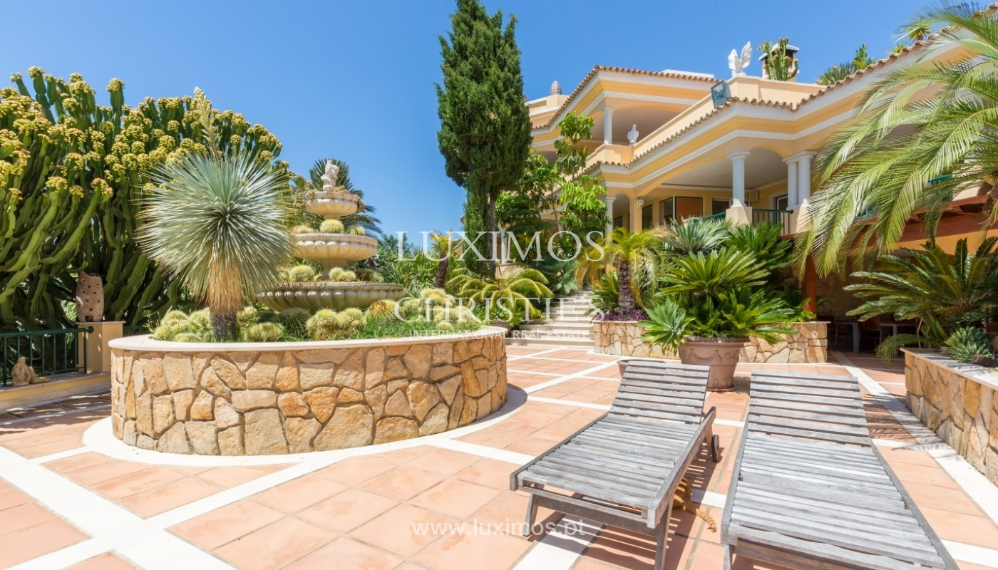 Villa for sale with pool and tennis court, Albufeira, Algarve,Portugal_59658