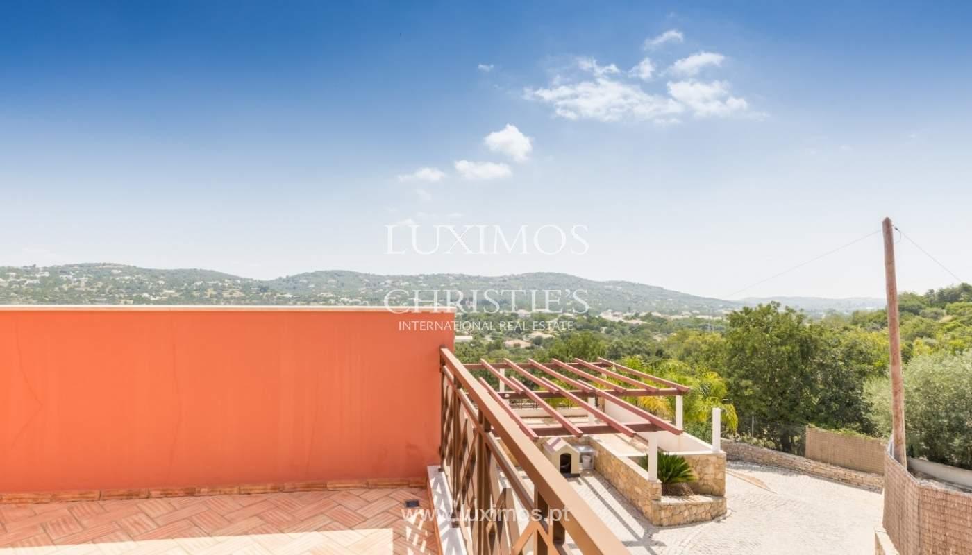 Villa à vendre avec piscine, S. Brás de Alportel,Algarve,Portugal_59894