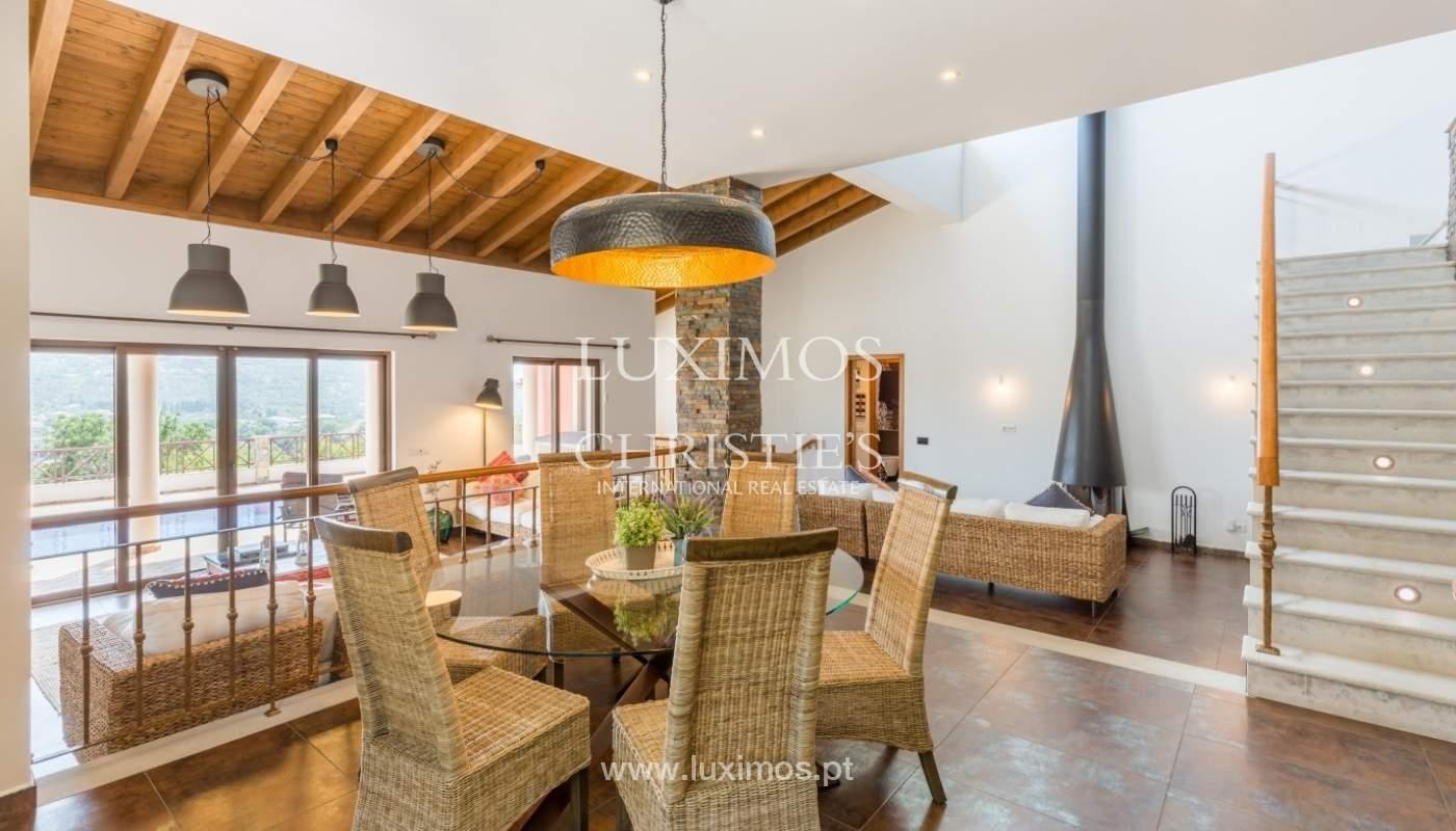 Villa à vendre avec piscine, S. Brás de Alportel,Algarve,Portugal_59898