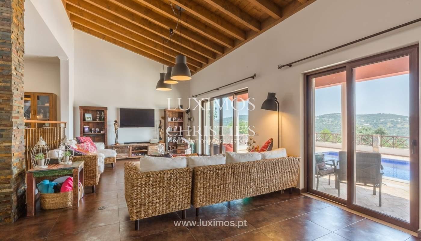 Villa à vendre avec piscine, S. Brás de Alportel,Algarve,Portugal_59900