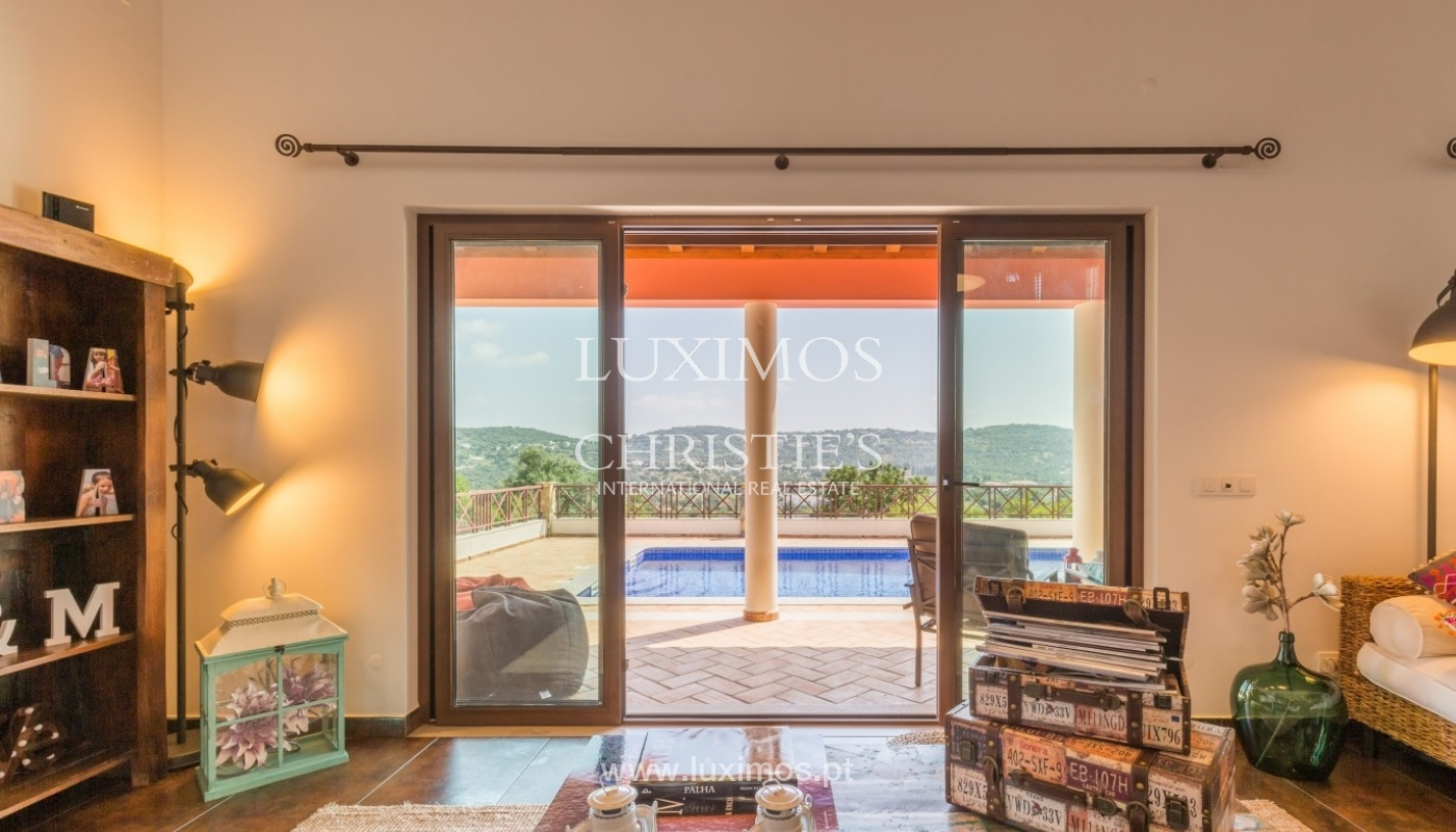 Villa à vendre avec piscine, S. Brás de Alportel,Algarve,Portugal_59910