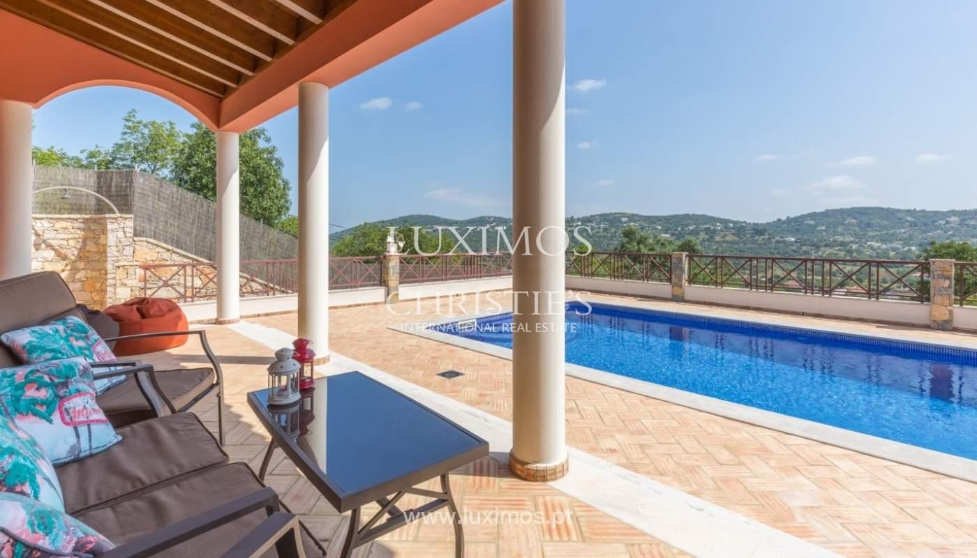 Villa à vendre avec piscine, S. Brás de Alportel,Algarve,Portugal_59911