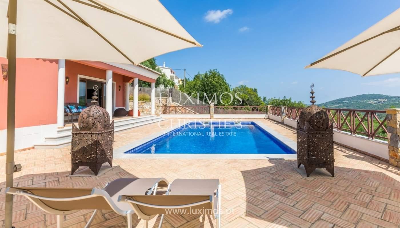 Villa à vendre avec piscine, S. Brás de Alportel,Algarve,Portugal_59912