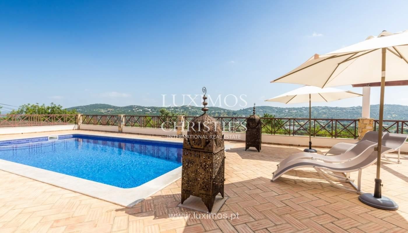 Villa à vendre avec piscine, S. Brás de Alportel,Algarve,Portugal_59913