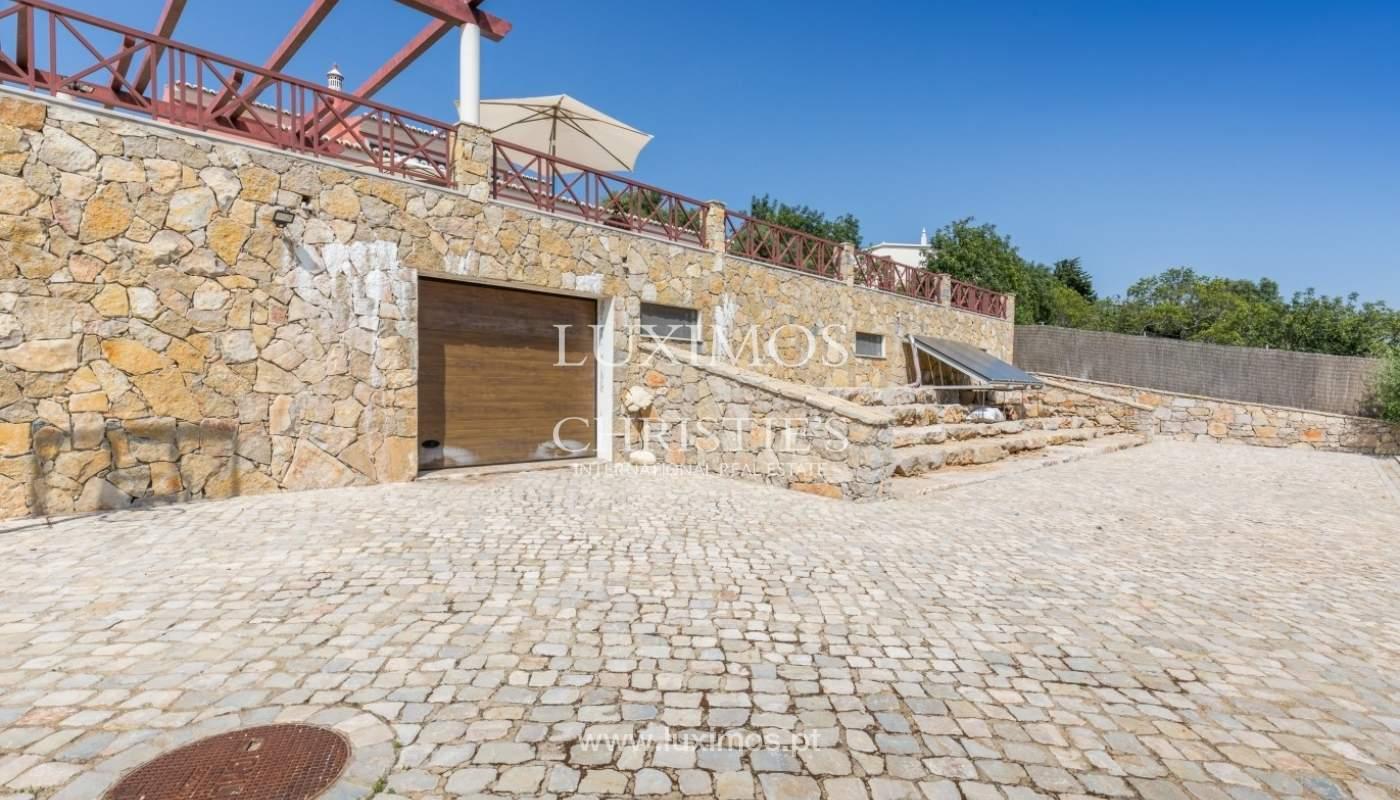Villa à vendre avec piscine, S. Brás de Alportel,Algarve,Portugal_59914