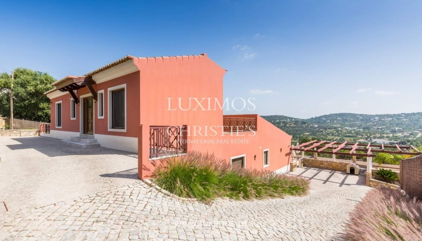 Villa à vendre avec piscine, S. Brás de Alportel,Algarve,Portugal_59915