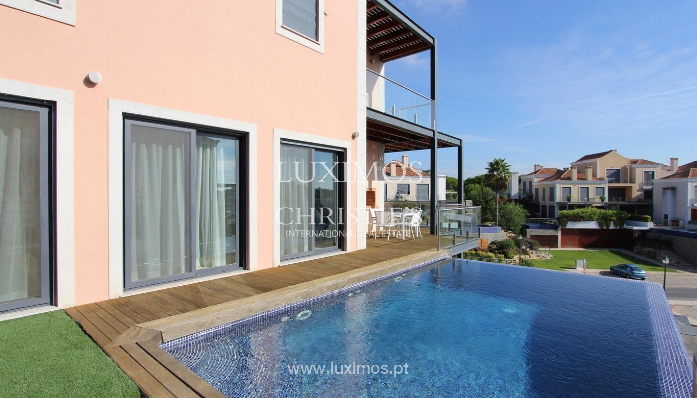 Apartment for sale with pool, terrace, Vale do Lobo, Algarve, Portugal_60165