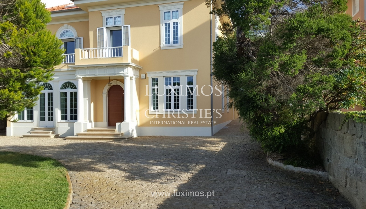Luxury villa for sale, ocean views, by the sea, Porto, Portugal_60528