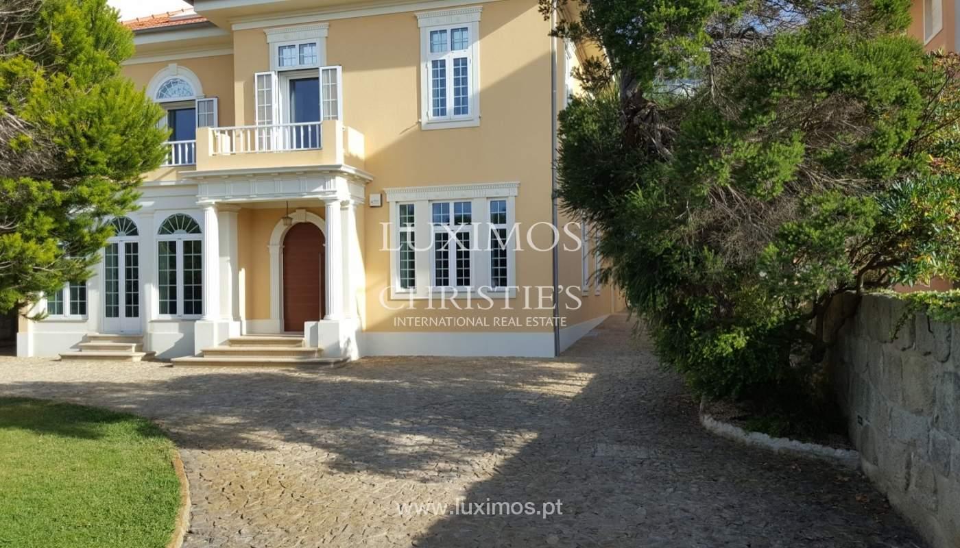Venda de moradia de luxo, vistas mar, primeira linha de mar, Porto_60528