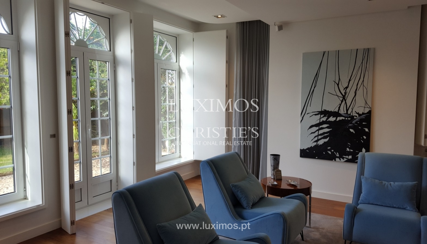 Luxury villa for sale, ocean views, by the sea, Porto, Portugal_60530