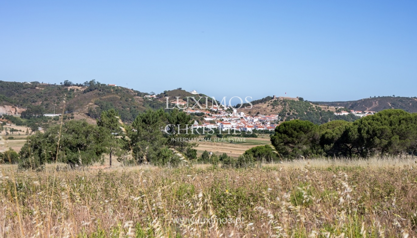 Plot land for sale, near the beaches in Aljezur, Algarve, Portugal_60784