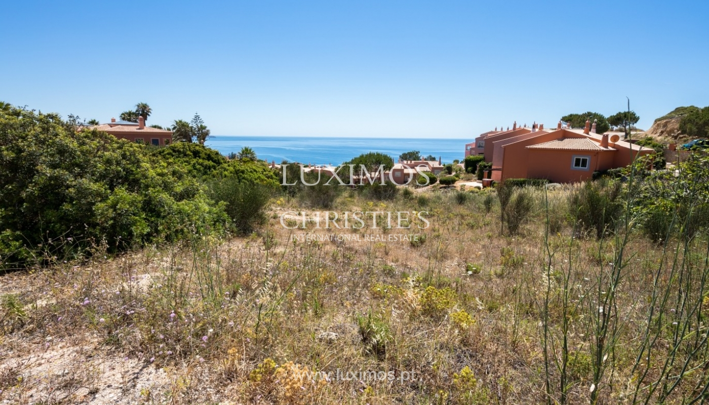 Venta de terreno para construir vivienda, vista mar, Algarve, Portugal_60861