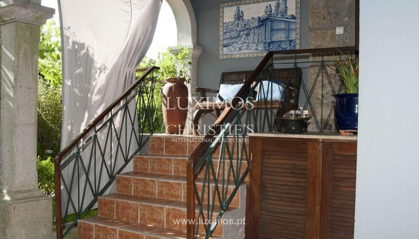 Villa avec jardins, Barcelos, Braga, Portugal_60988