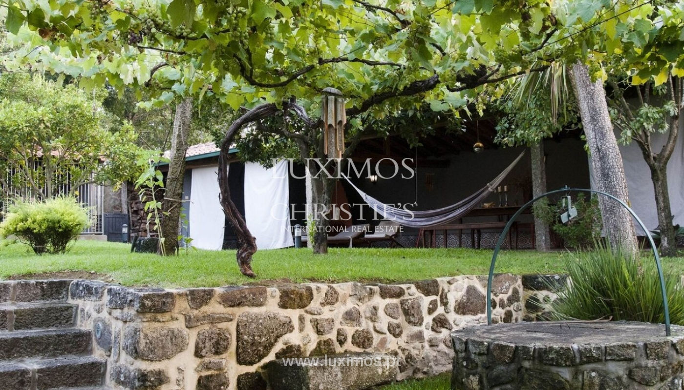 Villa avec jardins, Barcelos, Braga, Portugal_61013