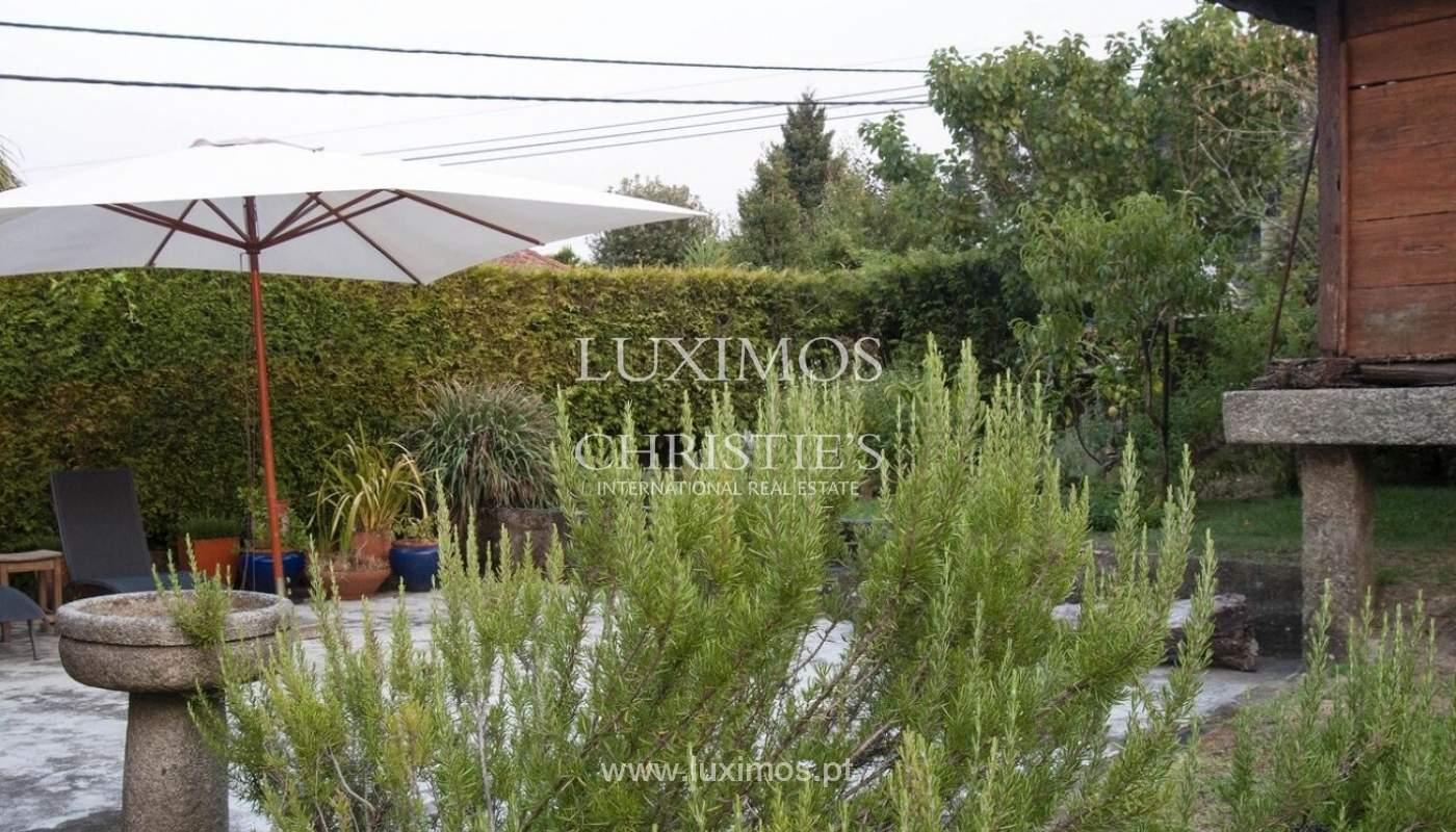 Villa avec jardins, Barcelos, Braga, Portugal_61015