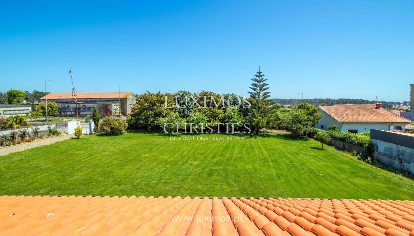 Villa for sale with garden, Vila do Conde, Porto, Portugal_61166