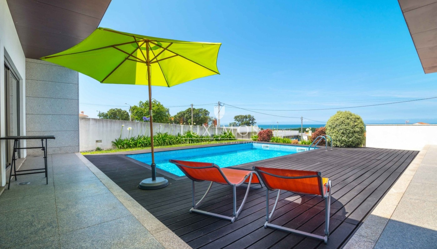 Contemporary and luxurious villa, with pool, Viana Castelo, Portugal_61214