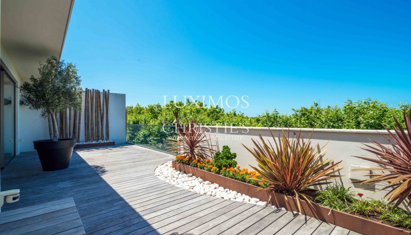 Penthouse with garden and pool, Vila Conde, Porto, Portugal_61260