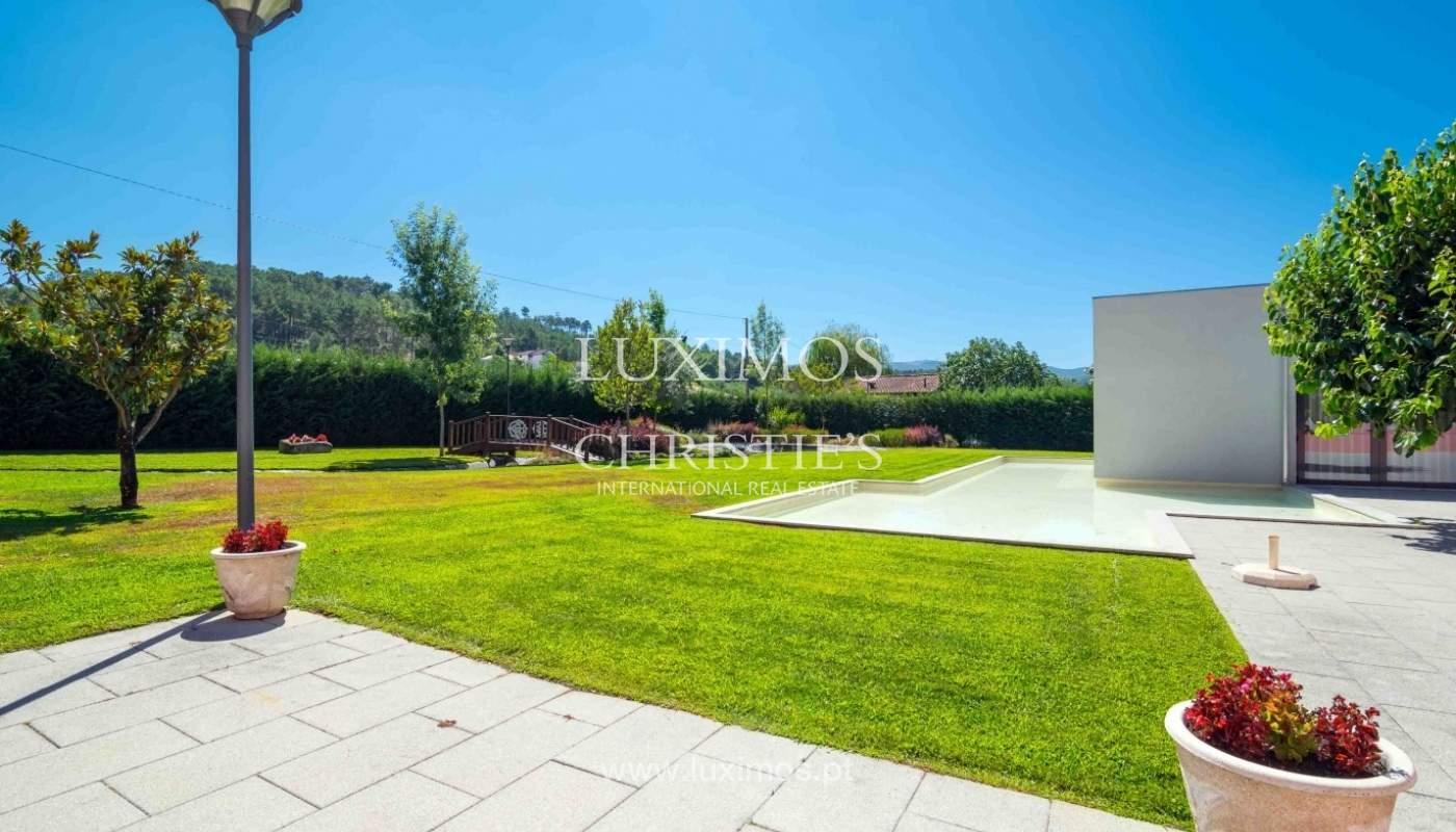 Hotel con jardín y piscina, situado en una zona termal, Vidago, Portugal_61340